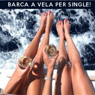 Vacanze in barca a vela per single