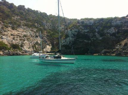 Barca a vela crociera
