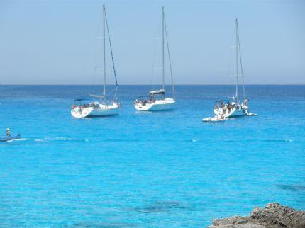 Crociera in barca a vela per single Isole Egadi Sicilia
